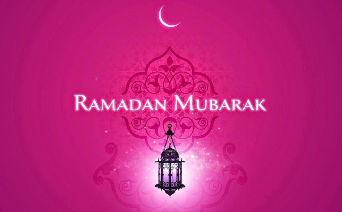 Welcome Oh Ramadan