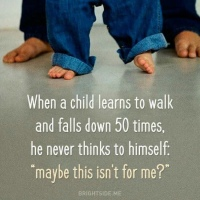 Perseverance Wins!