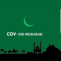 Eid Mubarak 😁 Well done those of you who stayed at home! 🏠